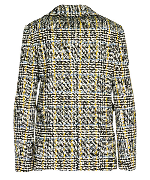 Abrigo de mujer con doble botonadura secondary image