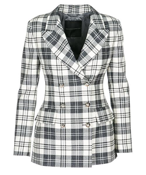 Jacket Ermanno Scervino D336I704QFGG3338 bianco
