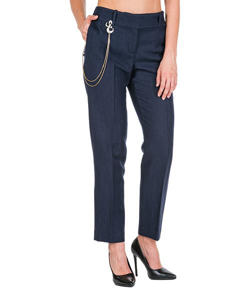 Trousers Ermanno Scervino d356p300cuuv93921 blu