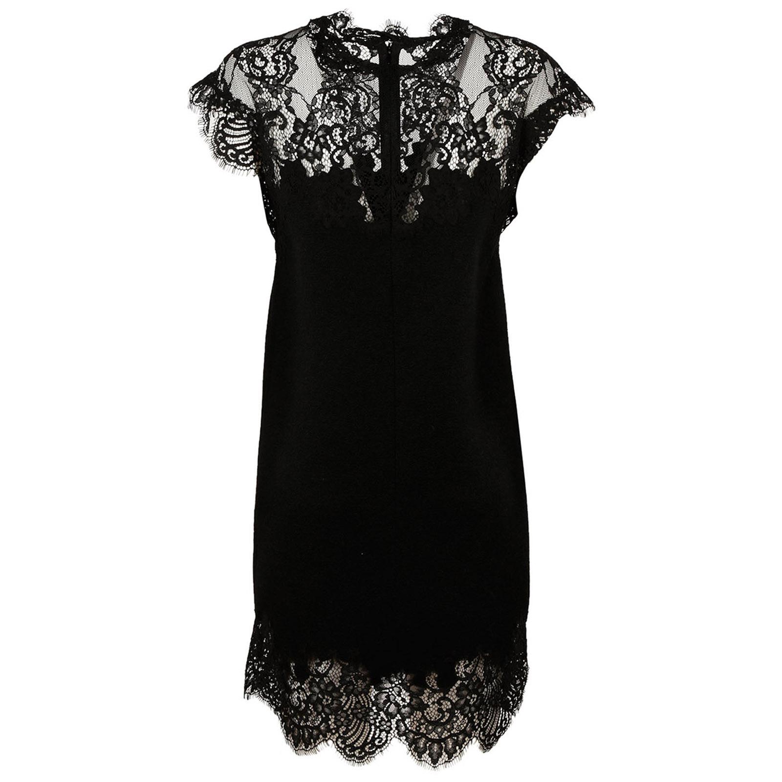 Women's short mini dress sleeveless