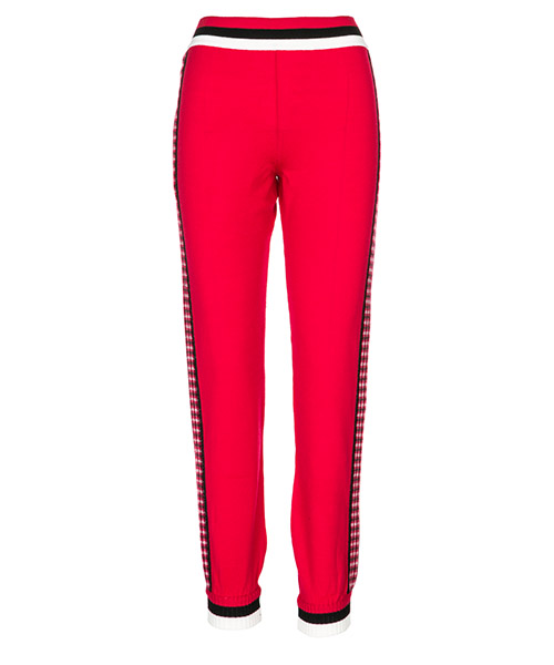 Спортивные брюки Fendi FAE145A4ENF12Q7 rosso