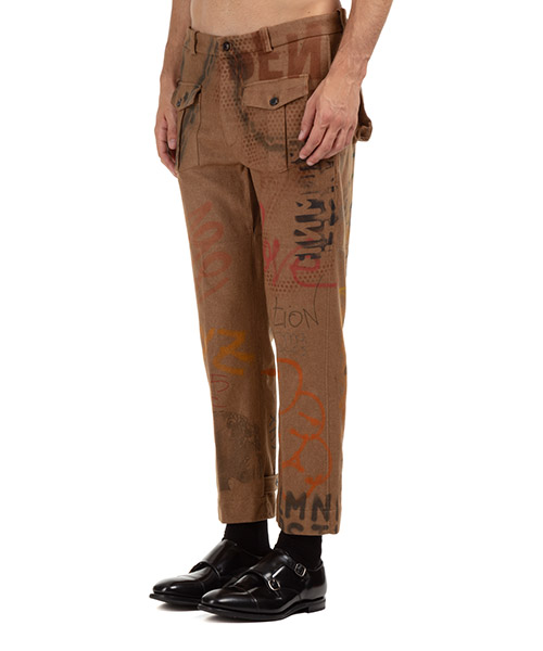 Men's trousers pants dyed secondary image