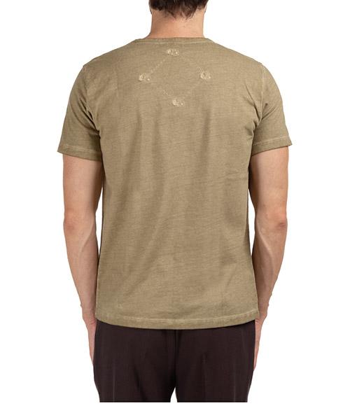 Herren't-shirt kurzarm kurzarmshirt runder kragen secondary image