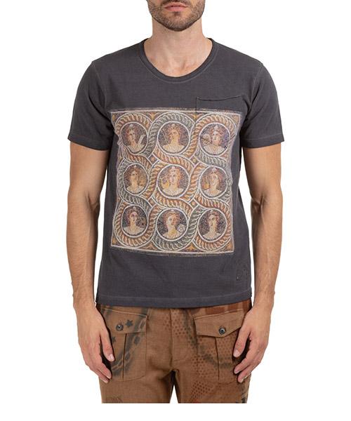 T-shirt Gabriele Pasini G16TSHIR4GP16374900 grigio