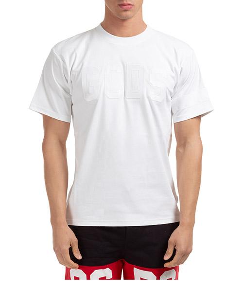 T-shirt GCDS cc94m021004-01 white