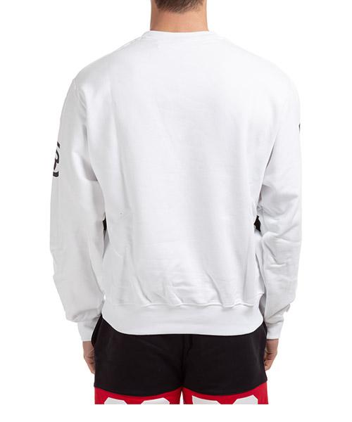 Herren sweatshirt macro logo secondary image