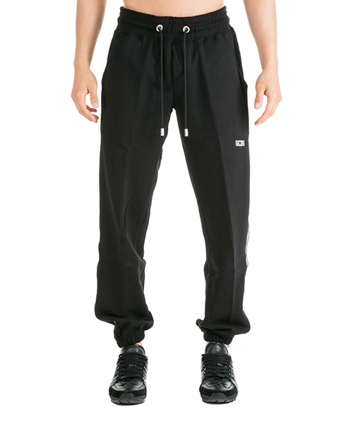 Tracksuit bottoms  GCDS CC94U030036-02 nero