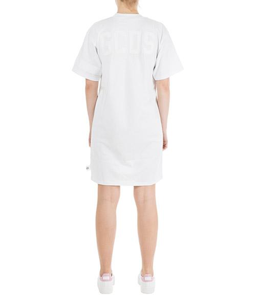 Robe femme courte mini manches courtes secondary image