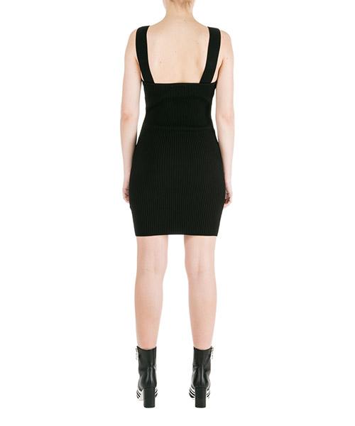 Robe femme courte mini sans manches secondary image