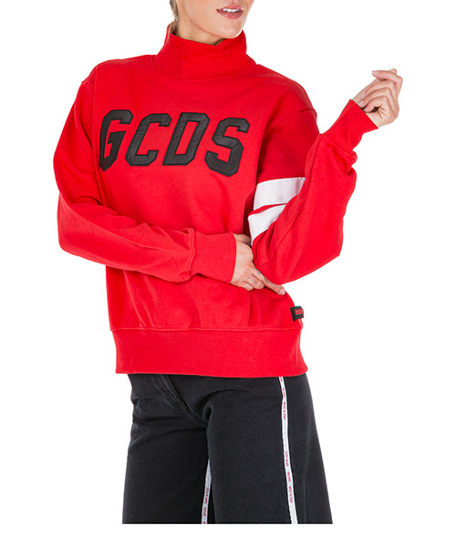 Sweatshirt GCDS CC94W020203-03 rosso