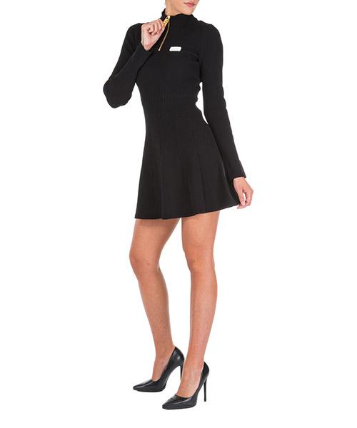 Mini dress GCDS ballet cc94w020224-02 black