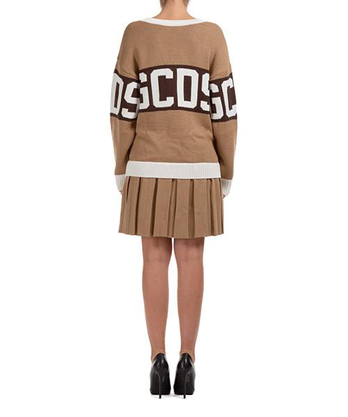 Vestido de mujer largo hasta la rodilla con mangas largas  logo secondary image