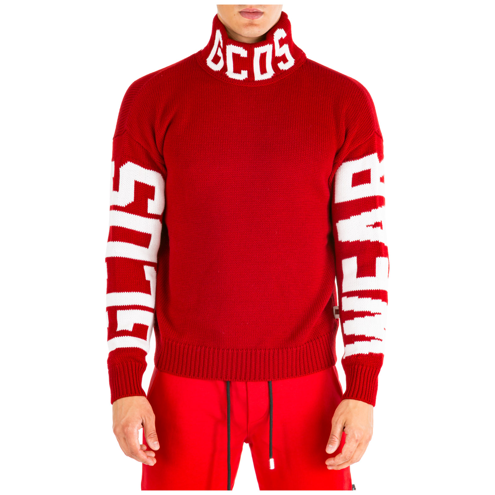 vendita calda online 542dd dcb30 Dolcevita maglione collo alto maglia uomo