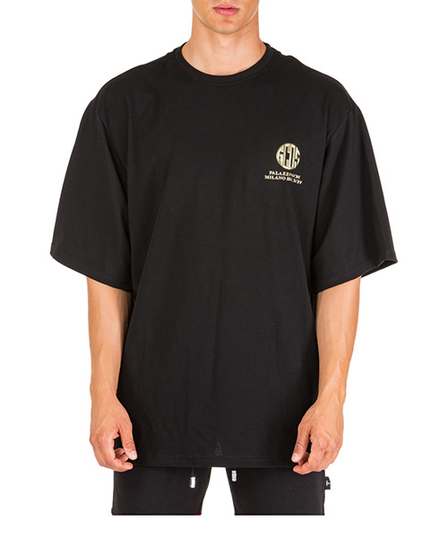 T-shirt GCDS FW20M020025-02 black
