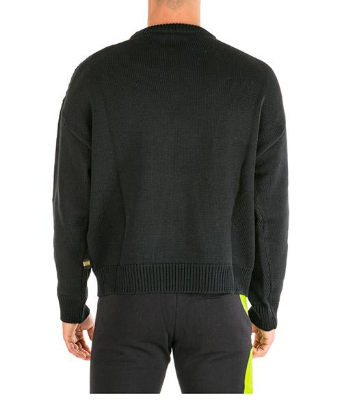 Men's crew neck neckline jumper sweater pullover secondary image