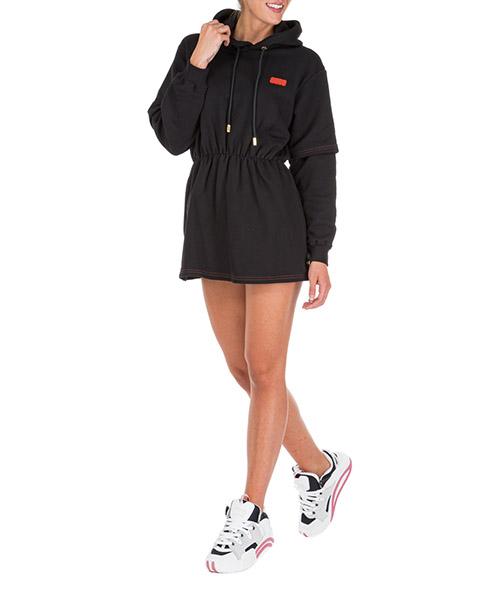 Mini dress GCDS fw20w020022-02 nero