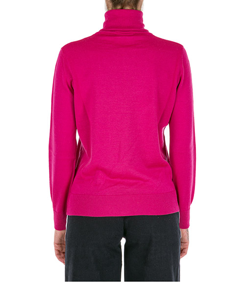 Women's jumper sweater turtle neck secondary image