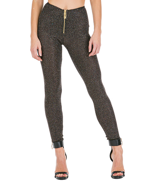 Leggings GCDS spark fw20w030019-02 black