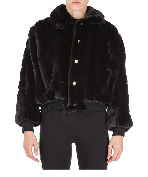 Faux fur jacket women  widow secondary image
