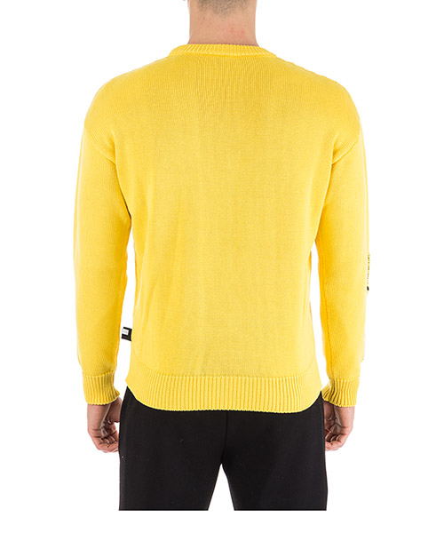 Men's crew neck neckline jumper sweater pullover pikachu secondary image