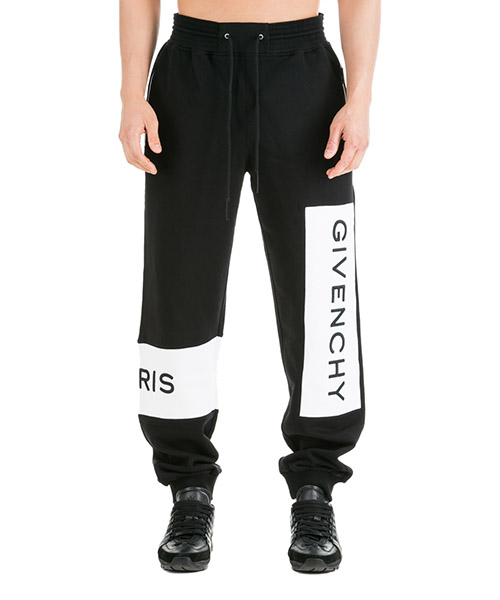 Pantaloni tuta Givenchy BM503V3003-001 nero
