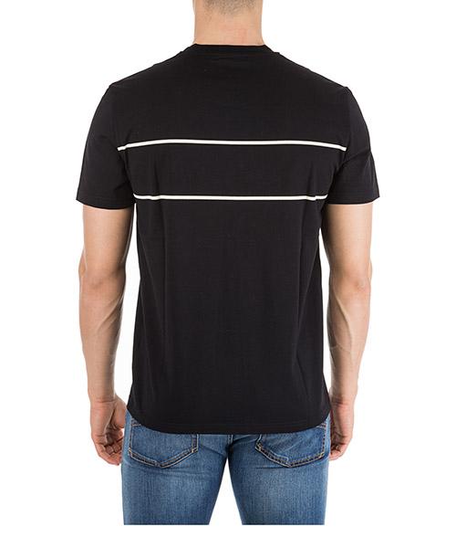 T-shirt maglia maniche corte girocollo uomo slim fit secondary image
