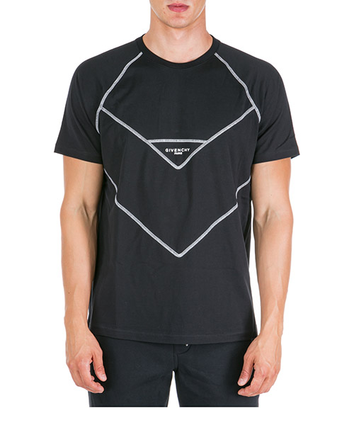 T-shirt Givenchy bm70ks3002-001 black