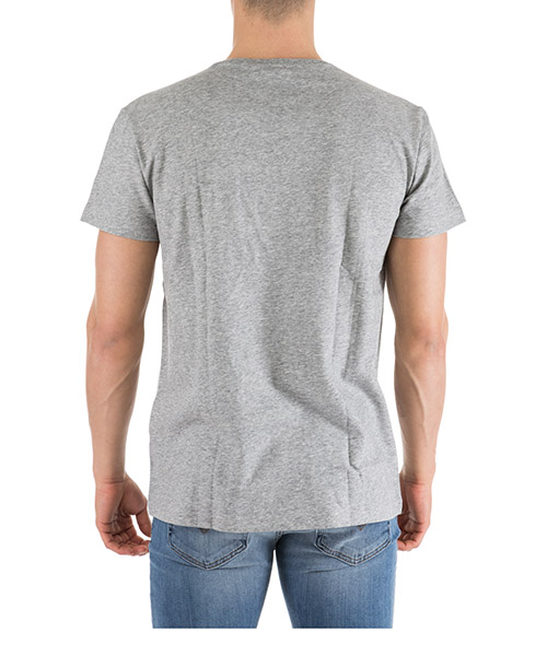 Men's short sleeve t-shirt crew neckline jumper adrian secondary image
