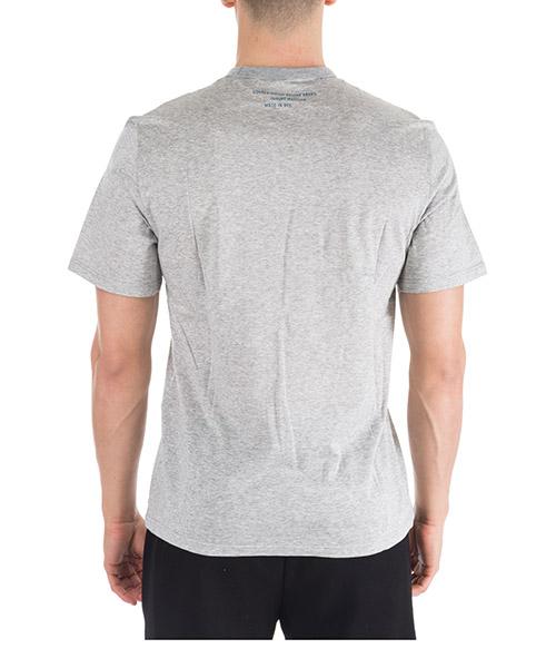 Men's short sleeve t-shirt crew neckline jumper golden secondary image