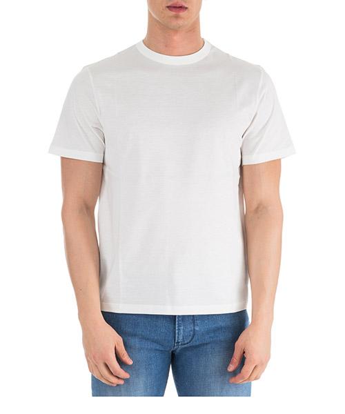 Camiseta Golden Goose G33MP524.A8 bianco