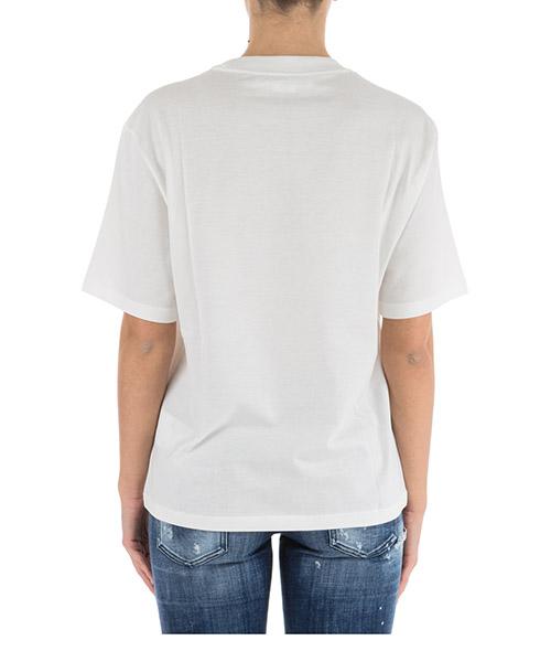 T-shirt ras du cou col rond manches courtes femme bernina secondary image