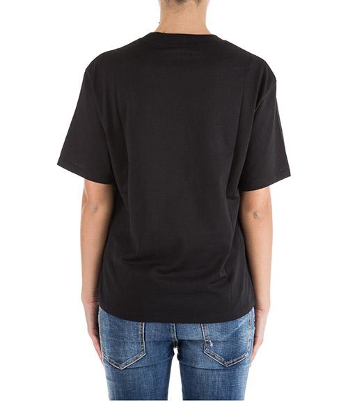 T-shirt maglia maniche corte girocollo donna bernina secondary image