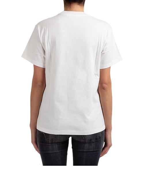 T-shirt maglia maniche corte girocollo donna golden secondary image