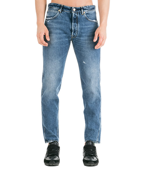Jeans Golden Goose Free G34MP512.B2 blu
