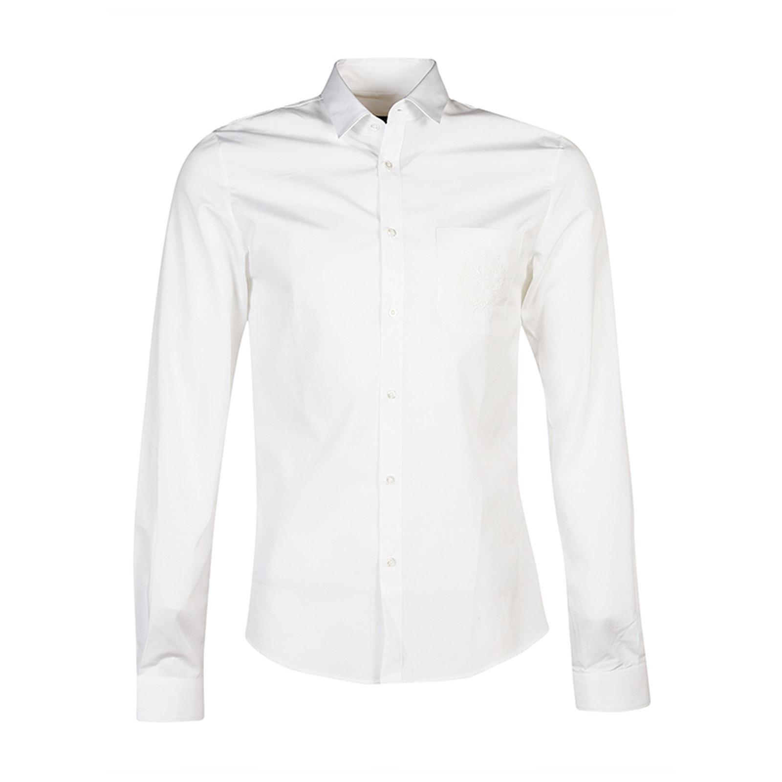 Camisa de mangas largas hombre