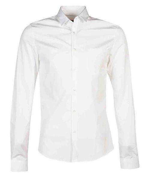 Camicia Gucci 387432 21131 9000 bianco