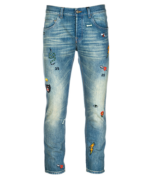Jeans Gucci 408637XD8364271 blu