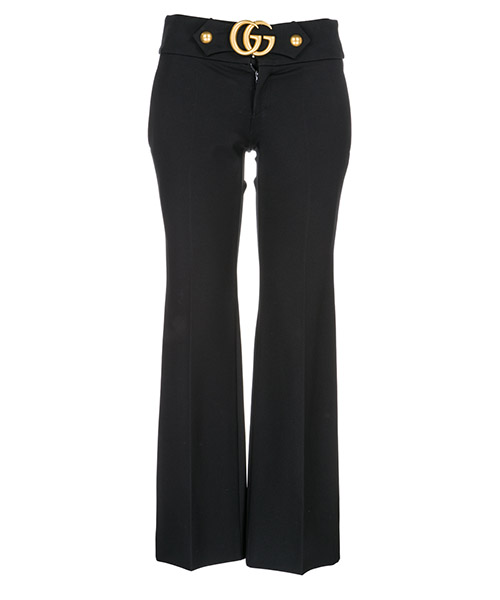Trousers Gucci 462569 ZIJ15 1000 nero