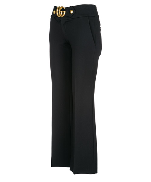 Women's trousers pants doppia g secondary image