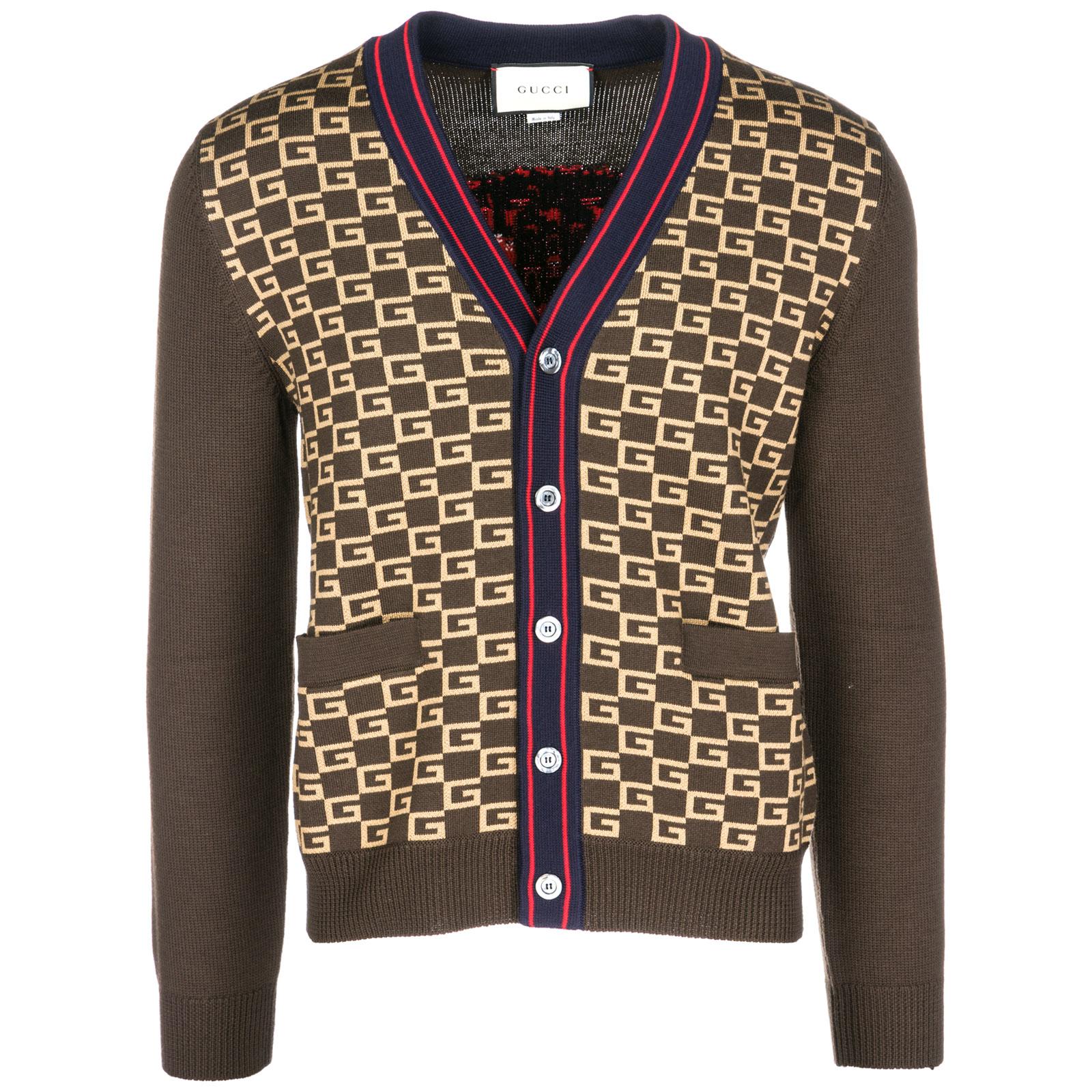 pretty nice 24632 ee65d Cardigan maglione maglia uomo