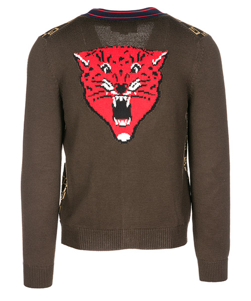 Cardigan men's jumper sweater pullover secondary image