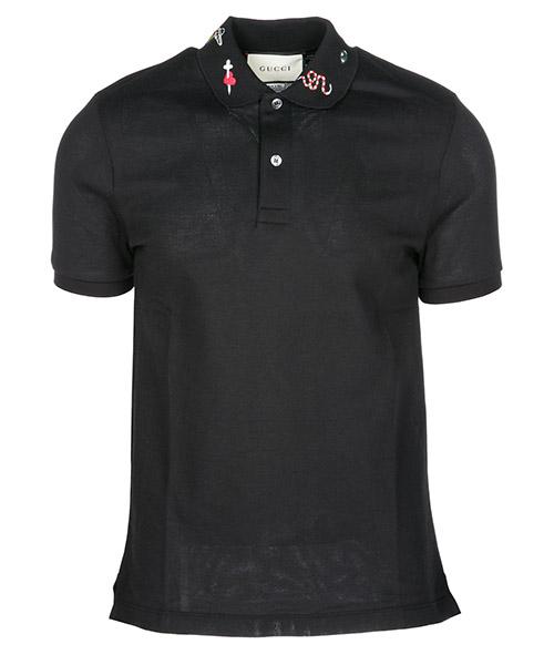 Рубашка поло Gucci 523059X9U961082 nero
