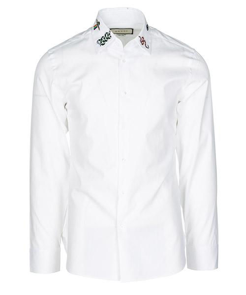 Camicia Gucci 523500Z341L9061 bianco