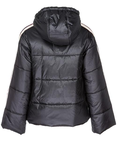 Women's outerwear jacket blouson hood secondary image