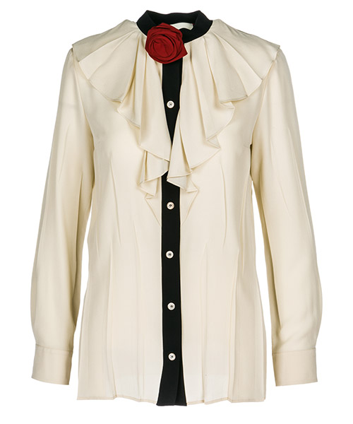 Women's shirt long sleeve bluesa