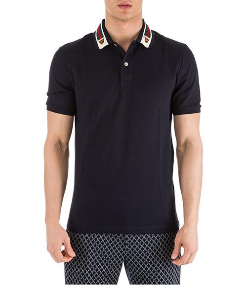 T-shirt Gucci 545714 XJAGU 4685 blu