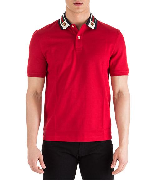 Polo Gucci 545714 XJAGU 6057 rosso