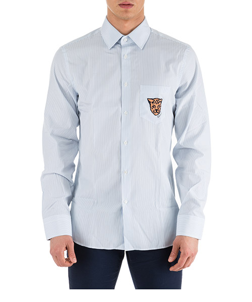 Camicia Gucci 547242 ZAADO 9077 bianco