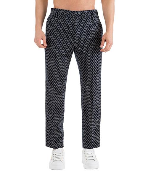 Hose Gucci Jogging  552578 ZAAEO 4333 blu