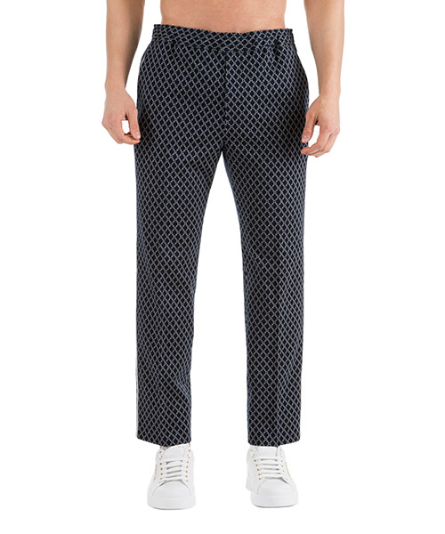 Pantalones Gucci Jogging  552578 ZAAEO 4333 blu